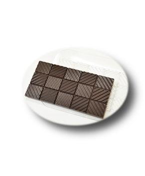 Пластиковая форма для шоколада, Плитка Волны