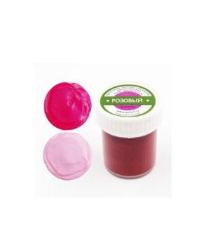 Жирорастворимый краситель Розовый, 8гр