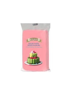 Мастика Визьен розовая, 1 кг