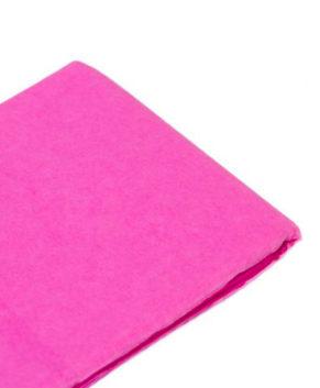 Бумага упаковочная Тишью, Ярко-розовая 10 листов