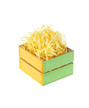 Бумажный наполнитель Жёлтый 50 гр