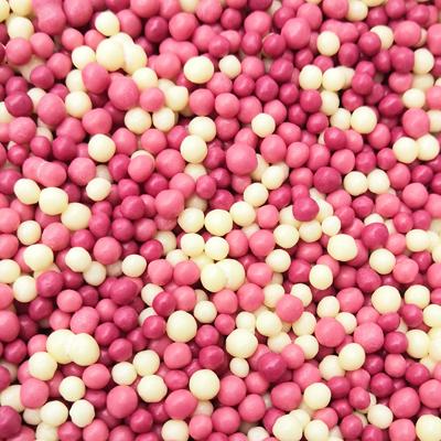 Рисовые шарики во фруктово-шоколадной глазури