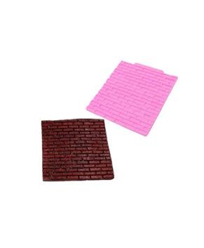 Молд силиконовый Кирпичная стена