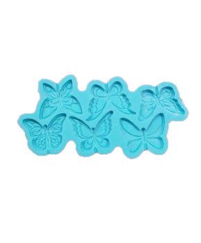 Молд силиконовый Бабочки-Топпер
