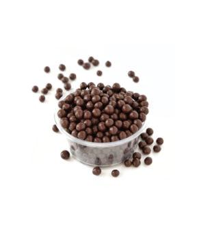 Шоколадные хрустящие шарики Crispearls Темные Callebaut, 70гр