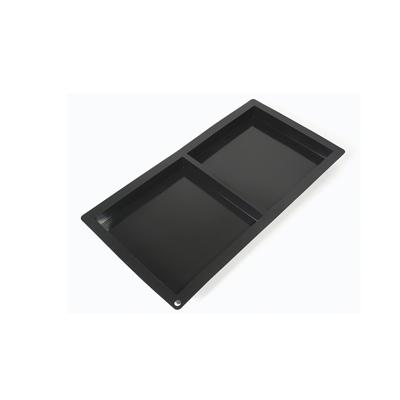 Силиконовая форма квадрат 14 см