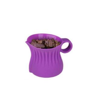 Силиконовый стаканчик для плавления шоколада, 180 мл