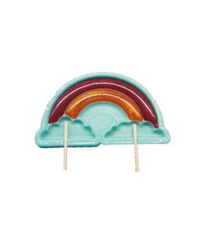 Молд силиконовый Радуга-Топпер