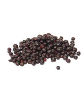 Сублимированная чёрная смородина целая, 25 гр