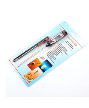 Термометр цифровой/электронный со щупом (C/F) от -50 до +300