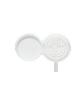 Молд силиконовый Лабиринт коробочки-Топпер
