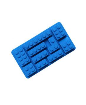 Силиконовая форма  Детали Лего, 10 ячеек