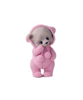 Молд силиконовый 3D Мишка в пижаме