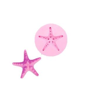 Молд силиконовый Морская звезда
