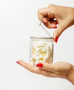 Сублимированное мороженое, Ванильный пломбир, 250мл