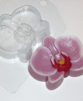 Пластиковая форма для шоколада Орхидея