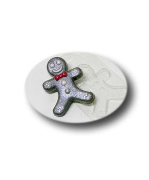 Пластиковая форма для шоколада, Пряничный человечек