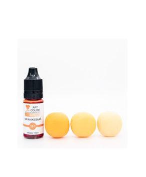 Краситель гелевый пищевой Art Colors Оранжевый, 10мл
