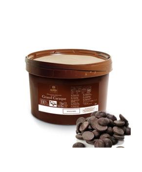Какао тёртое GRAND CARAQUE ( Cacao Barry), 100гр