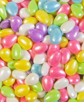 Посыпка кондитерская Яйца цветные 3D, 40гр