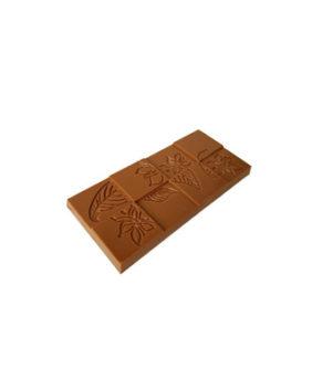 Пластиковая форма для шоколада Плитка Лесенка 7х15 см