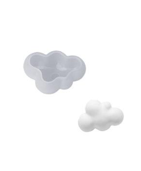 Молд силиконовый 3D Облако