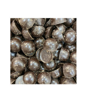 Горький шоколад без добавления сахара 72%, 150гр