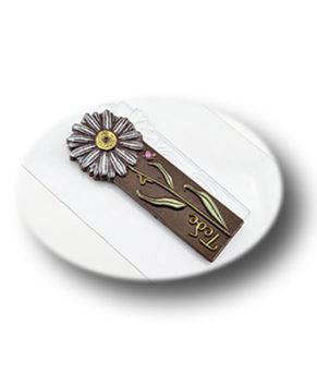 Пластиковая форма для шоколада Гербера Тебе