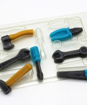 Пластиковая форма для шоколада  Инструменты Мини