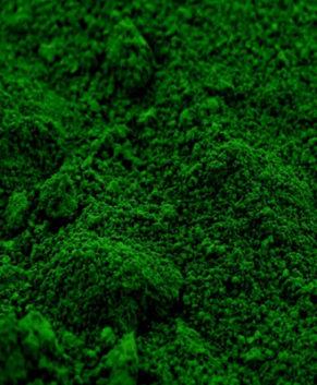 Краситель пыльца цветочная Зеленый лист, 4 гр