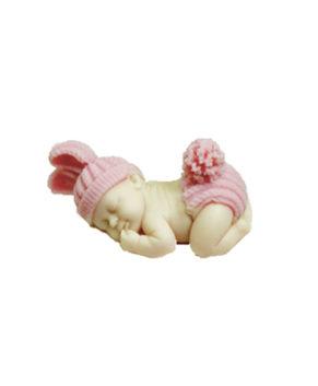Молд силиконовый Малыш в шапке