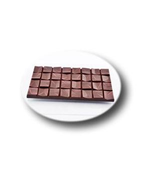 Пластиковая форма для шоколада  Плитка Тринити
