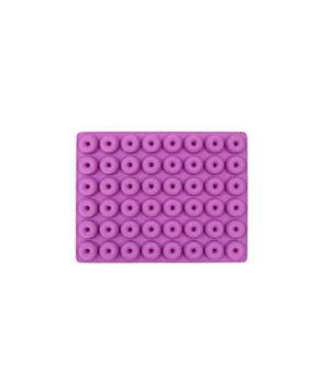 Силиконовая форма Пончики Микро, 48 ячеек