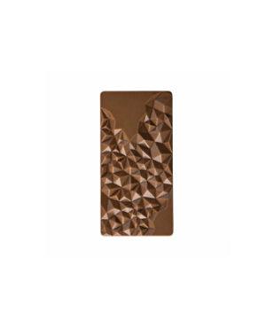 Силиконовая форма для шоколада Плитка Галактика